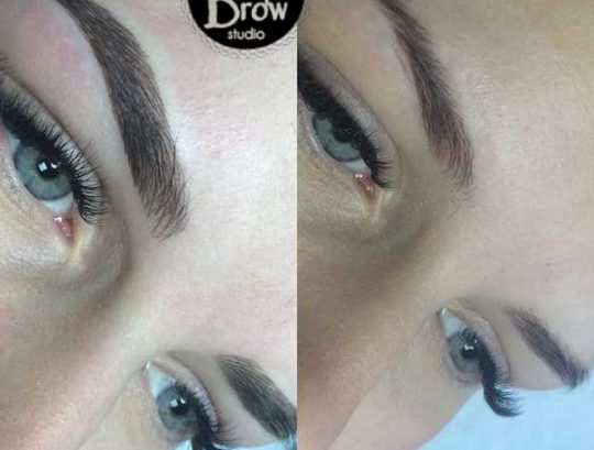 Permanent makeup eyebrows by TY